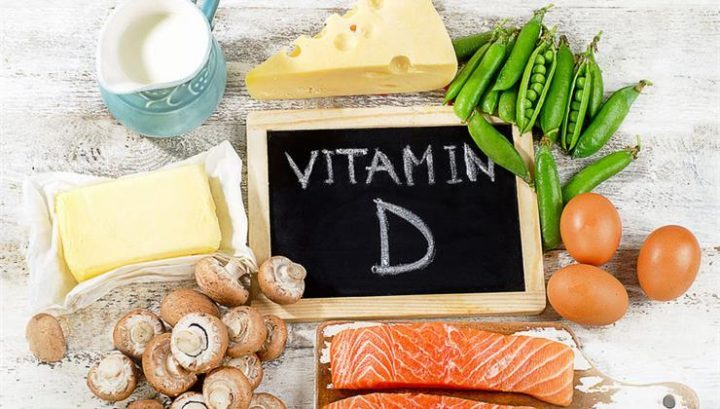 Vitamin D for immune system